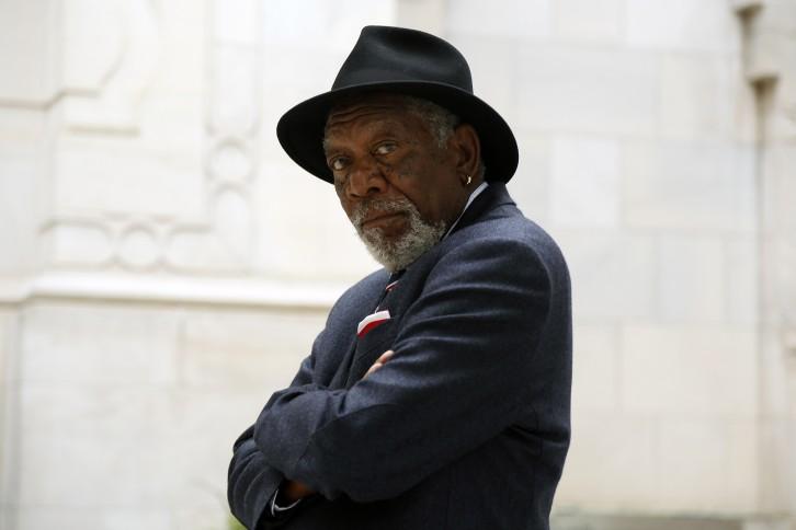Morgan Freeman: The Story Behind the Story of US