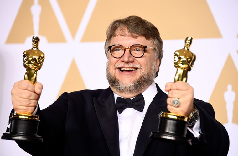 Guillermo del Toro wins Oscars for The Shape of Water
