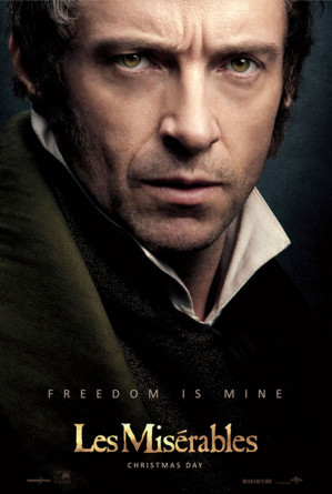 Film Les Miserables 2012