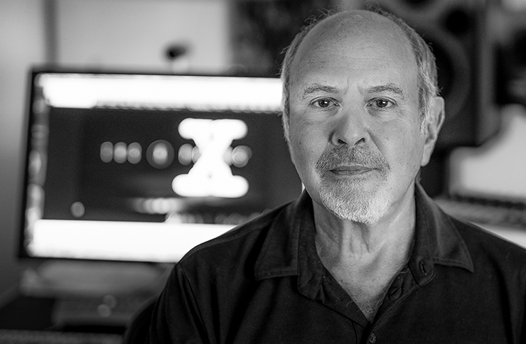 The X-Files composer Mark Snow