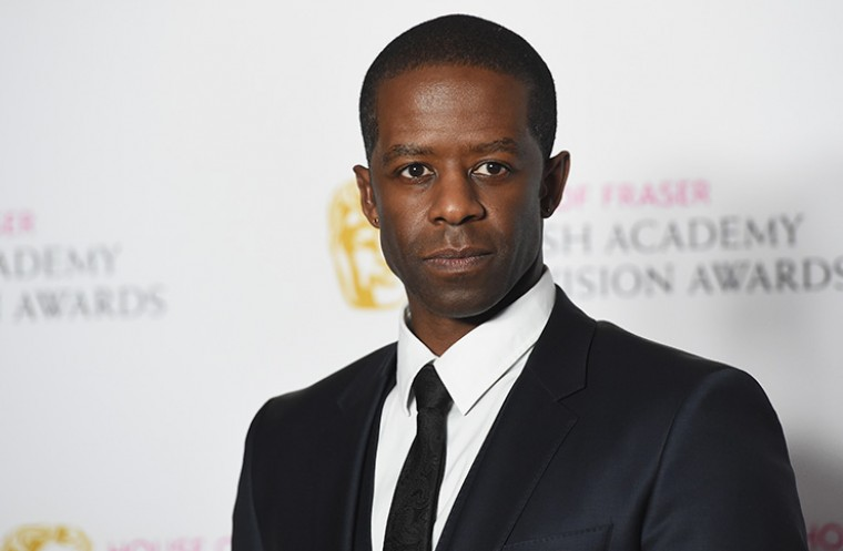 Adrian Lester from Trauma