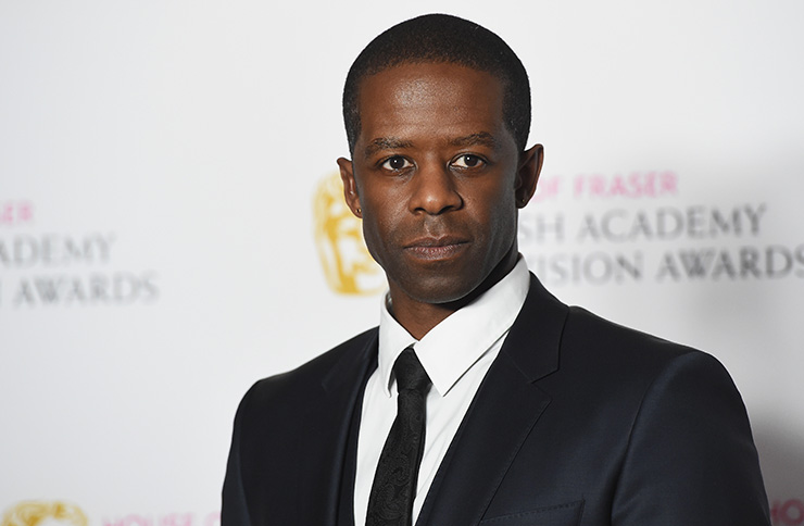 EXCLUSIVE: Trauma star Adrian Lester describes his acting process and offers actors tips