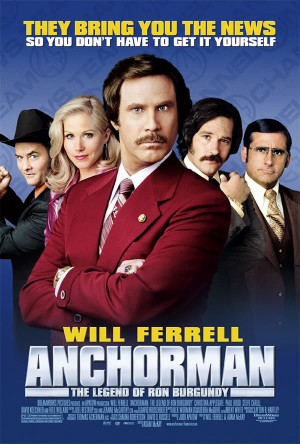 Film Anchorman 2 The Legend Continues 2013