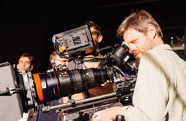 Tristan Oliver – Isle of Dogs cinematographer