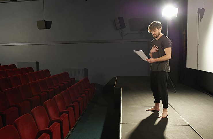 How to find acting roles