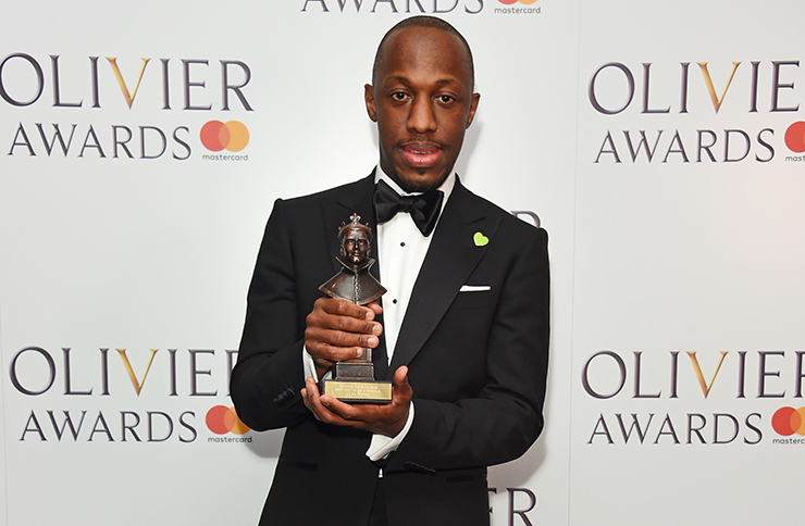 The complete list of Olivier Awards 2018 winners – Hamilton wins seven top prizes