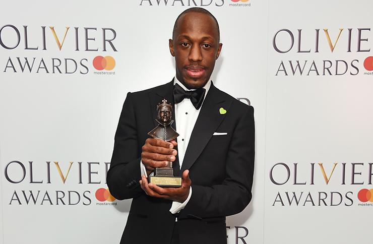 Olivier awards 2018 in London