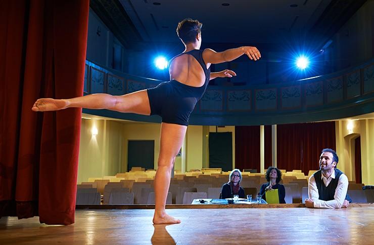 Dance audition advice