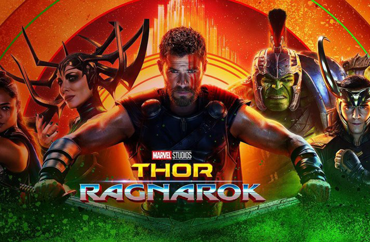 Thor: Ragnarok photo by Marvel and Disney