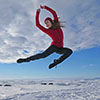 Antartica: The First Dance by Corey Baker
