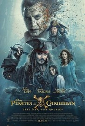Pirates of the Caribbean 5 - Dead Men Tell No Tales