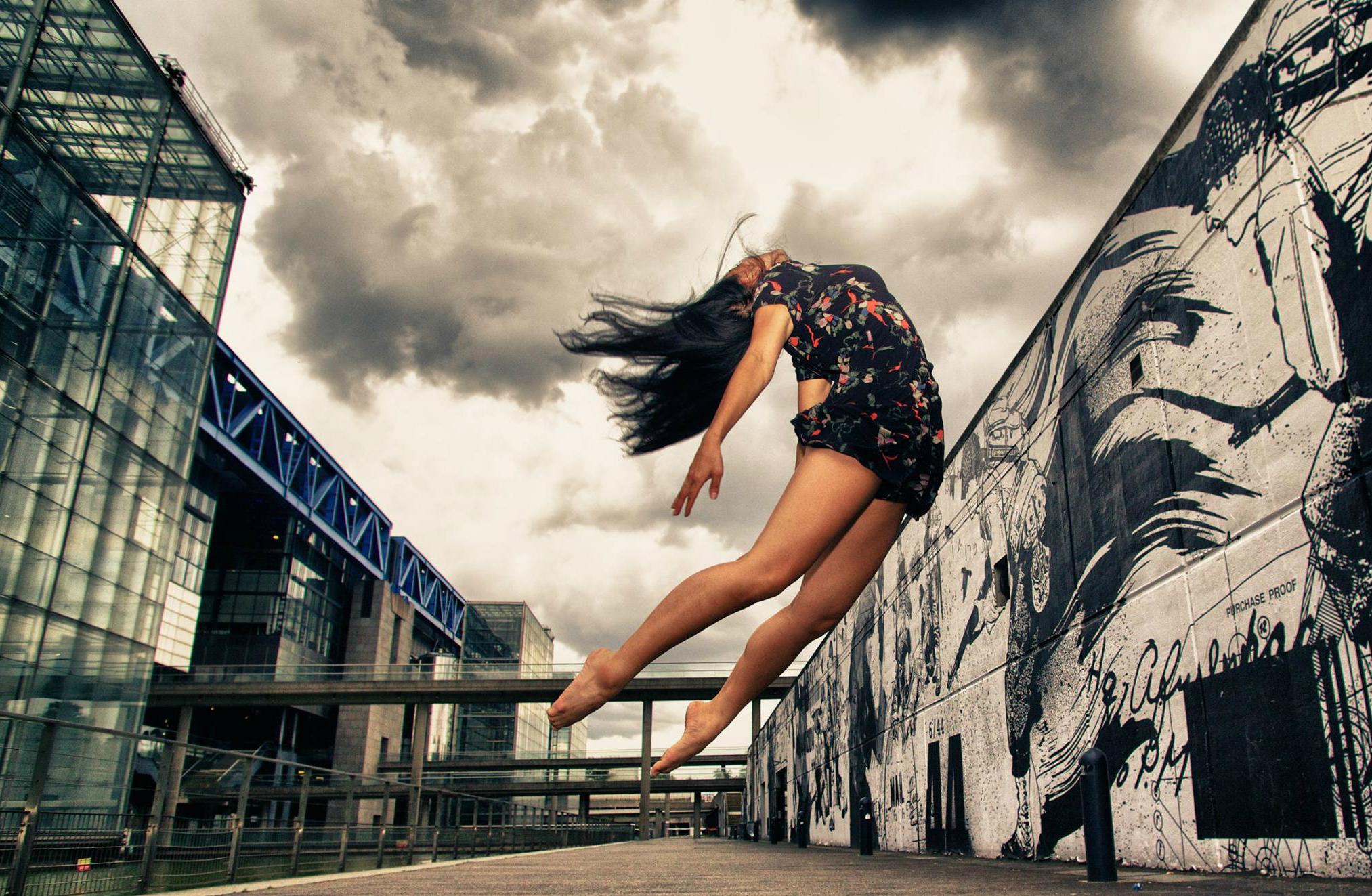 Dancer Yukiko Masui interview