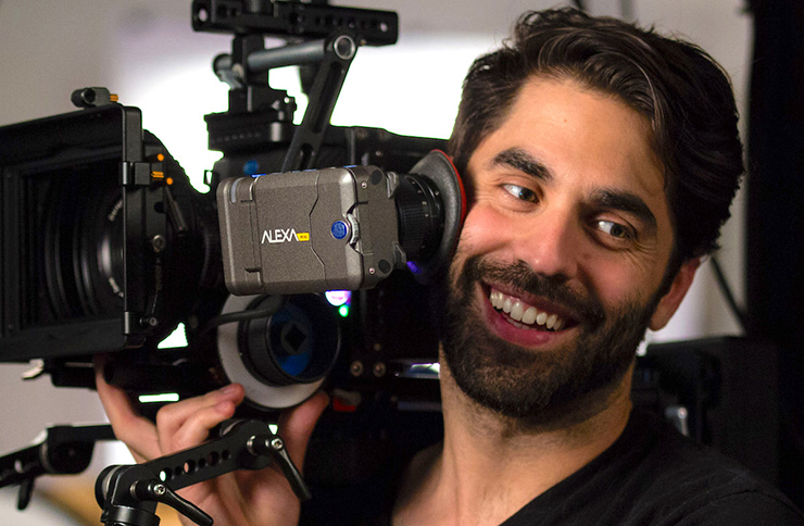 ShareGrid co-founder and cinematographer Brent Barbano on the benefits of renting your kit out