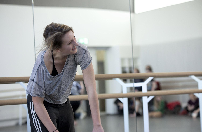 Dancer Jennifer Fletcher interview dance