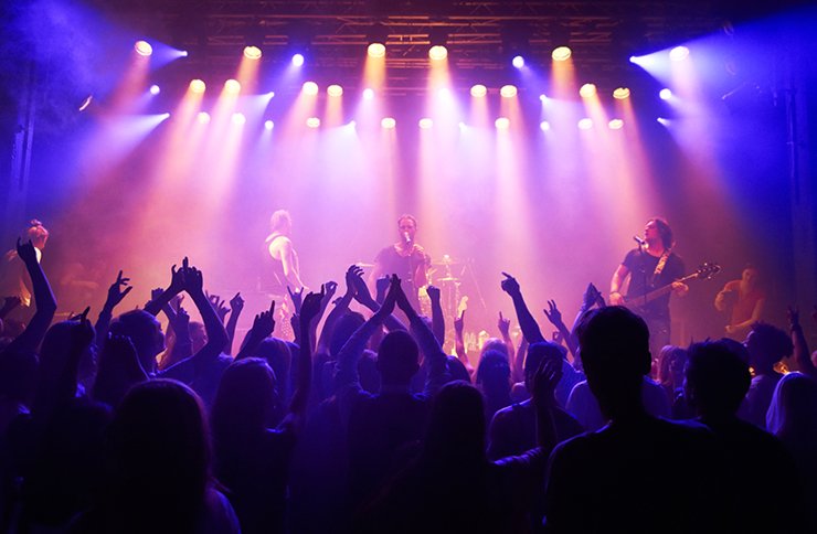 How to get music gigs