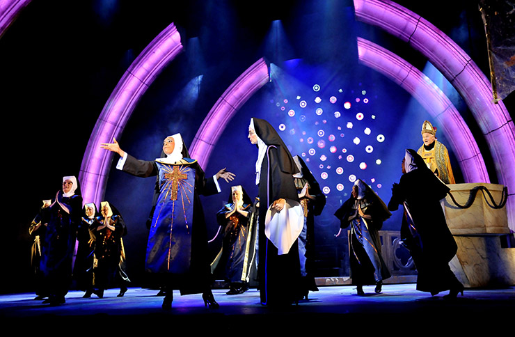 Sister Act designed by Declan Randall