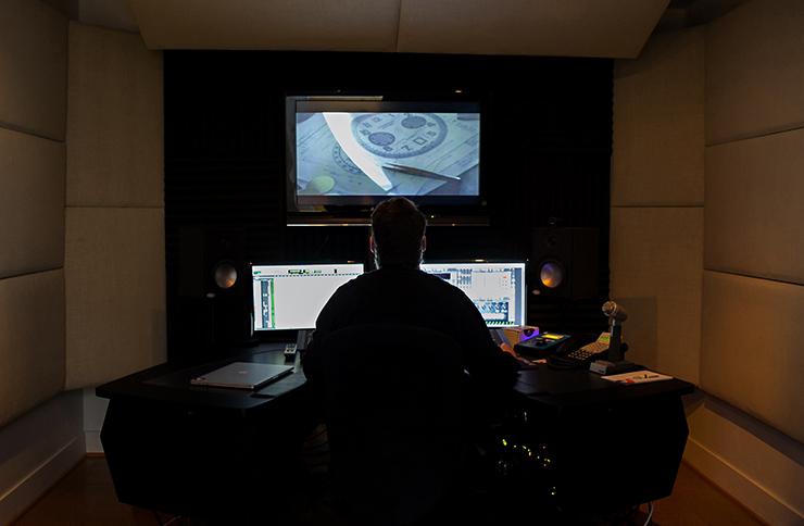 Defacto sound sound designing studio