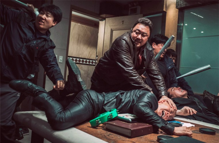 The Outlaws at the London Korean Film Festival