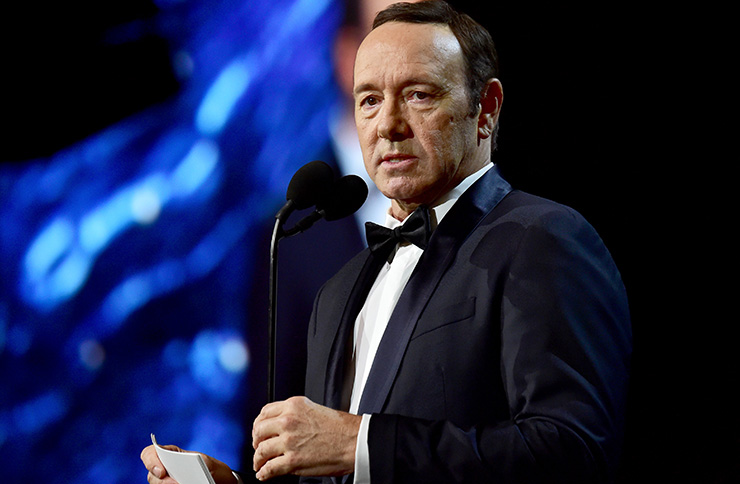 Kevin Spacey gay rapp film news movies