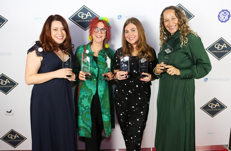 Casting Directors Association awards 2018 red carpet