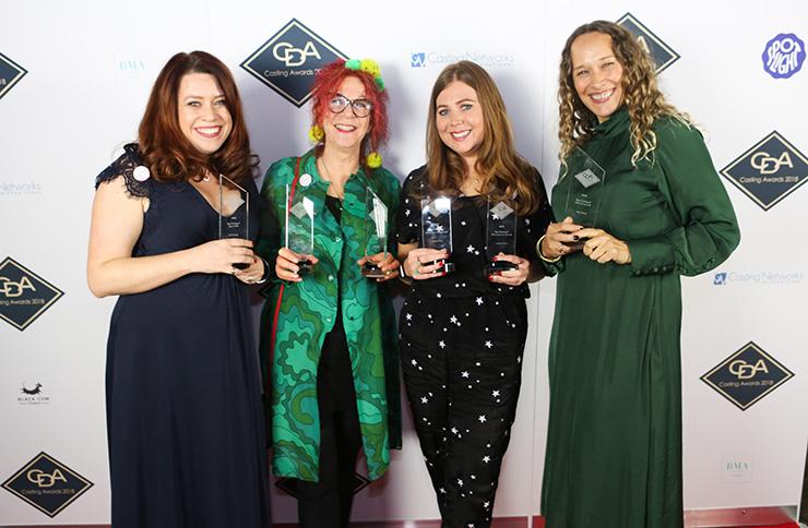 Casting Directors Association awards 2018 red carpet