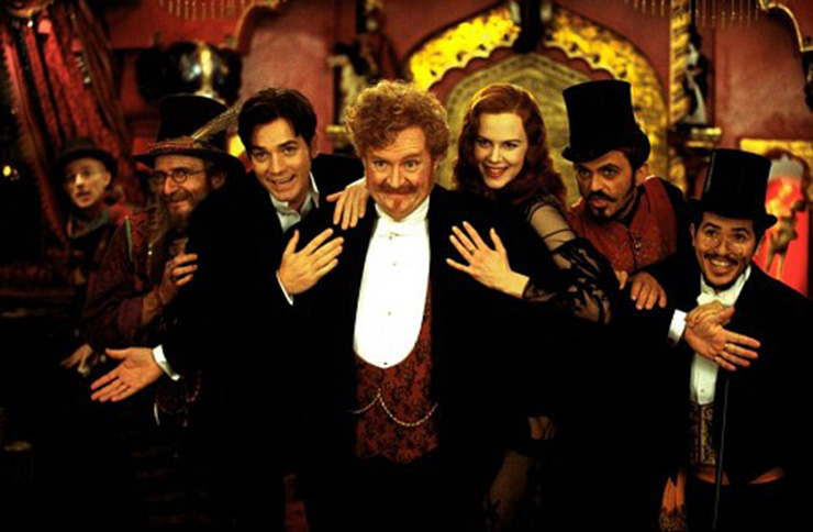 Moulin Rouge musical theatre news