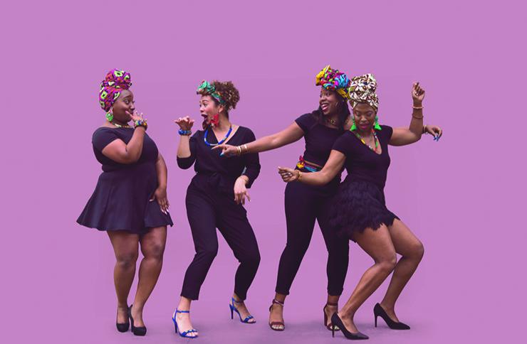 Queens of Sheba by Nouveau Riche