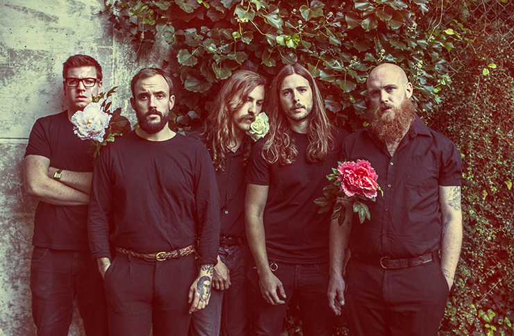 Idles interview music news foo fighters