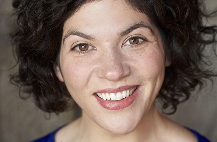 Voiceover artist Toni Frutin