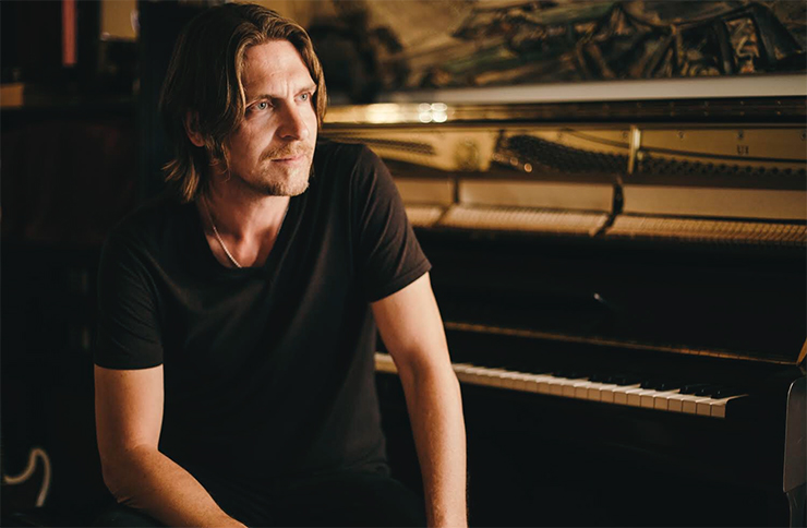 Netflix Orange is the New Black composer Scott Doherty