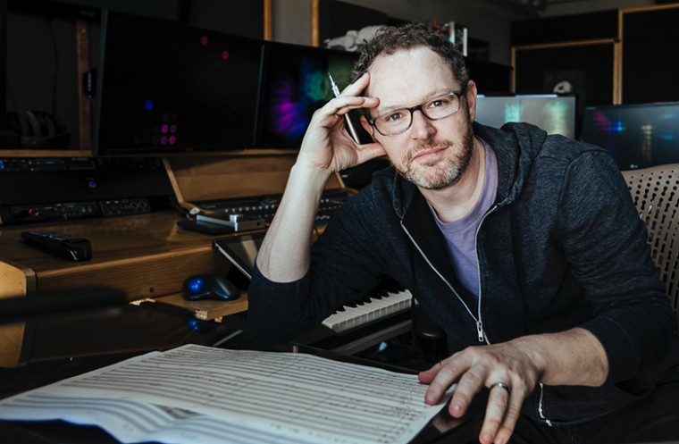 Video game Star Wars Battlefront 2 composer Gordy Haab