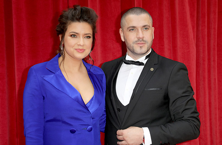 British Soap Awards 2018 red carpet