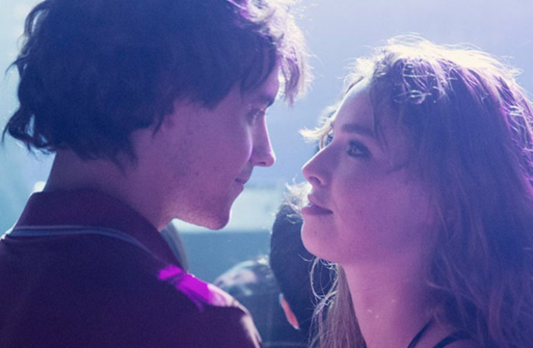 Josh Whitehouse and Freya Mayor in Modern Life Is Rubbish