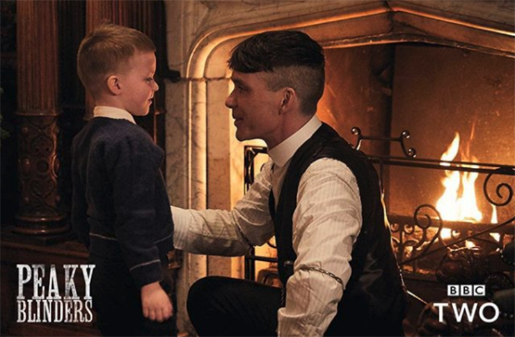 Peaky Blinders BBC TV show