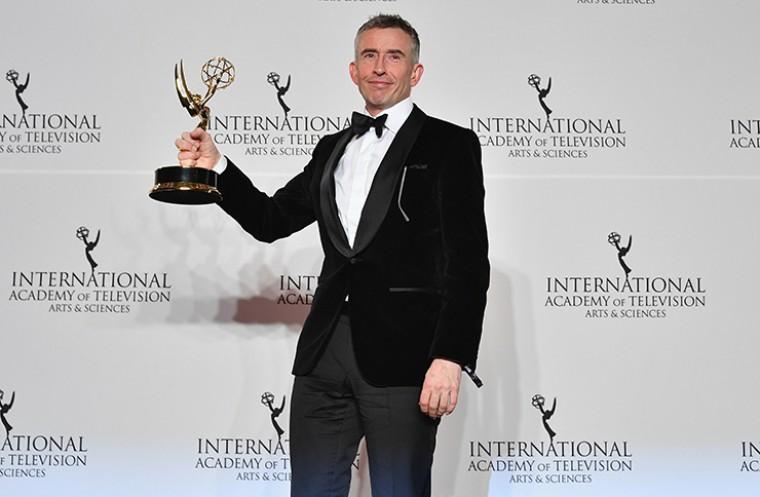 Emmys 2017 winner Steve Coogan