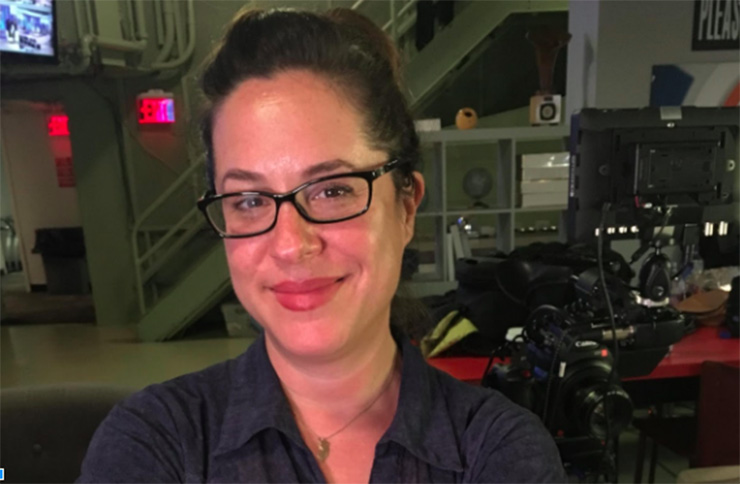 The Interviews: An Oral History of Television director Jenni Matz