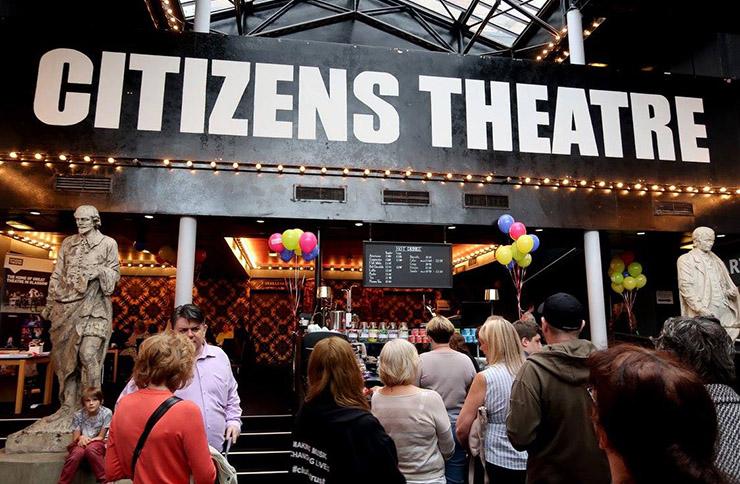 Citizens Theatre Glasgow