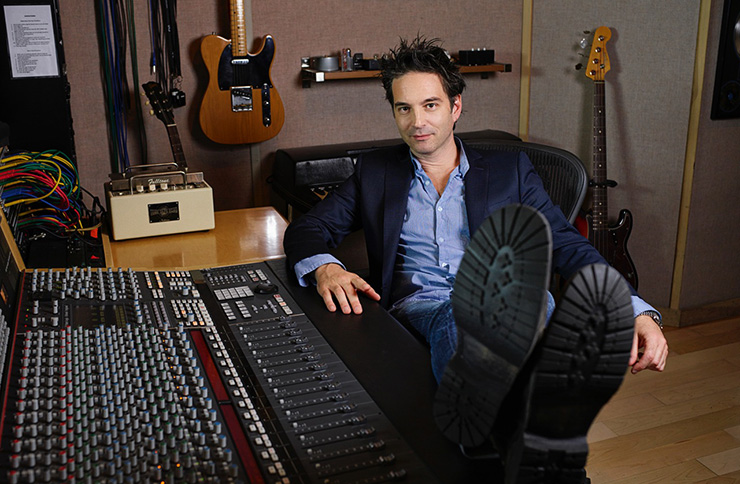 Be true to your own voice' Emmy-winning Fargo composer Jeff