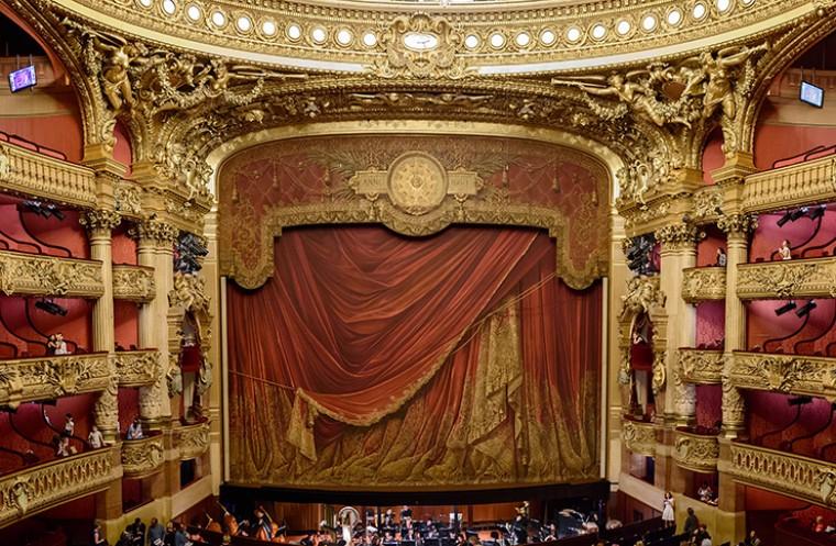 A theatre