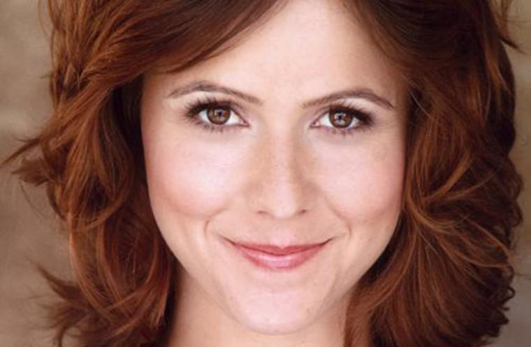 Broadway Hello Dolly! actress Alli Mauzey
