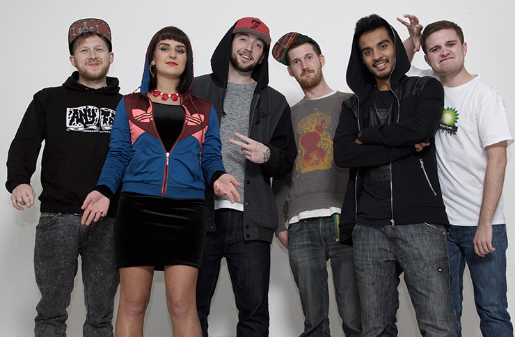World Champion beatboxers The Beatbox Collective talk touring
