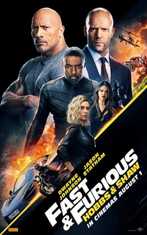 Fast and Furious 9, Hobbs and Shaw
