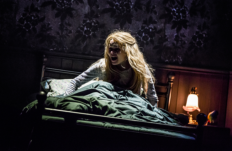 The Exorcist play london theatre