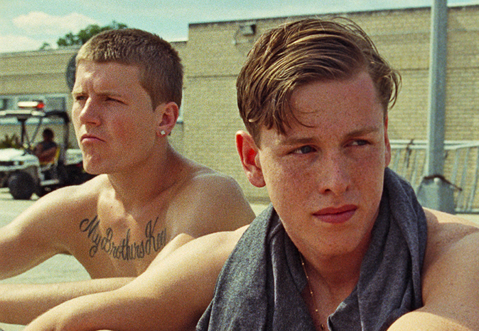 Beach Rats actors