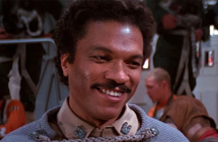 Billy Dee Williams played Lando Calrissian in the original Star Wars trilogy