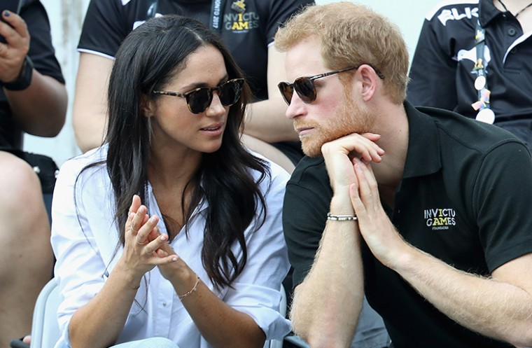 Meghan Markle and Prince Harry marriage