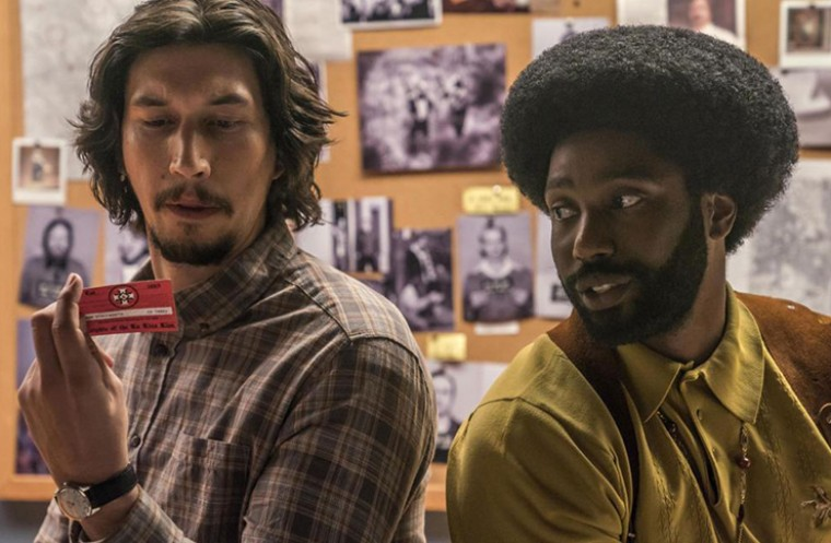 Spike Lee's BlacKkKlansman movie