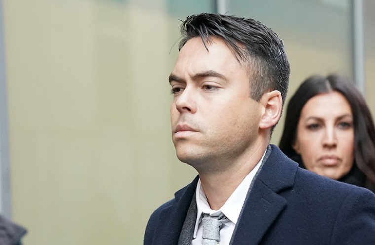 Coronation Street  star Bruno Langley