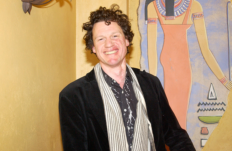 Chris Morris at Sundance
