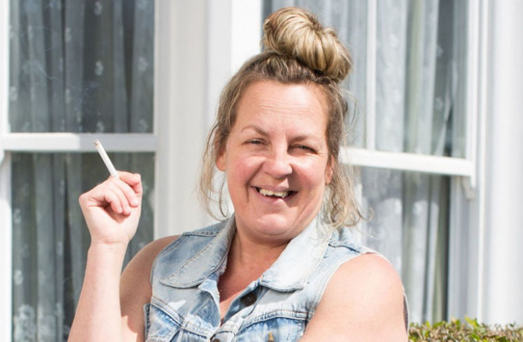 Lorraine Stanley as Karen Taylor in Eastenders